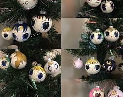 sailor moon ornament etsy