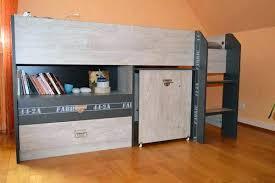 lit enfant bureau lit enfant combine nouveau lit enfant bine bureau lit