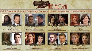 Meme Origins - dragon age origins cast meme by destructiveempathy on deviantart