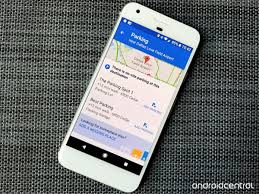 Google Maps Dallas by Google Maps Makes It Easier To Find Parking With Your Phone