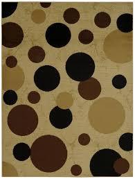 Dot Rug Amazon Com Maxy Home Contemporary Dots 5 U00273