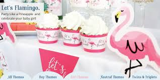 baby girl themes for baby shower baby shower decorations supplies by babyshowerstuff