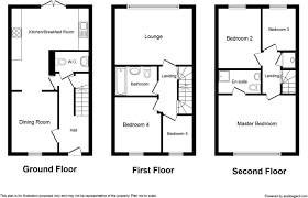 100 home floor plans 1 story four bedroom house plans one