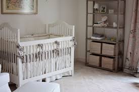 Restoration Hardware Side Table by Spotlight On Julie U0027s Baby Nursery Sugarlaws