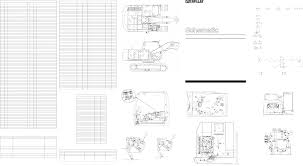 315c excavator electrical schematic vol 1 u003dmain vol 2 u003dtool control