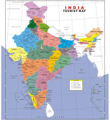 national map national parks and wildife sanctuaries in india