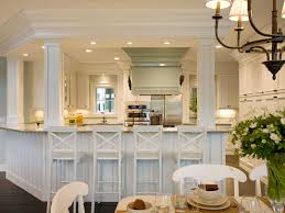 Kitchen With Two Islands Eat At Kitchen Island Home Design