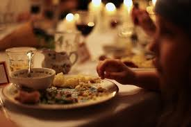 thanksgiving dinner conversations could be tough but are more