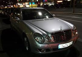 mercedes of germany mercedes taxis in germany