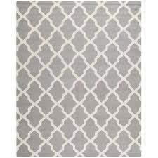 safavieh cambridge silver ivory 9 ft x 12 ft area rug cam121d 9