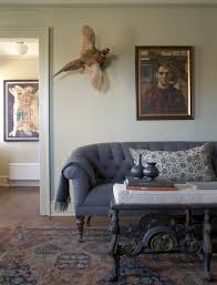 Gray Sofa Living Room by 1929 Farmhouse U2014 Heide Hendricks Interiors