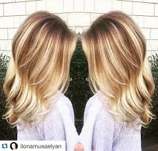 blonde hair with chunky highlights worldabout us trends fashion and fashion week
