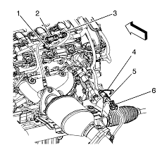 repair instructions heated oxygen sensor replacement bank 1