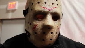 Jason Halloween Mask by Jason Vorhees Animated Halloween Prop Halloween Fx Props Youtube