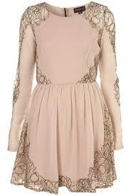topshop dress panel dress dresses clothing topshop