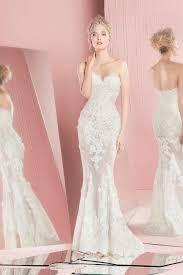 sheer detailed wedding dresses weddbook