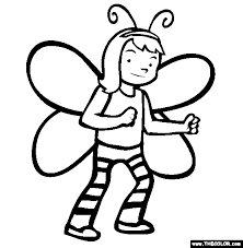 halloween costume coloring pages funycoloring