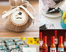 Cool Favor Ideas by Wedding Wedding Favor Ideas Image Source View In Gallery Summer