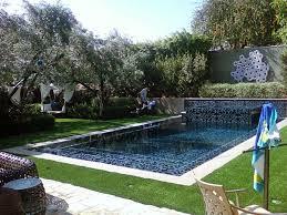 grass carpet rolling hills california landscape rock front yard