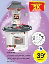 cuisine enfant carrefour carrefour promotion cuisine chef smoby cuisines jouets