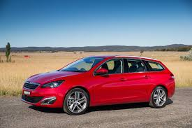 peugeot 308 touring peugeot cars news sporty peugeot 308 gt join local range