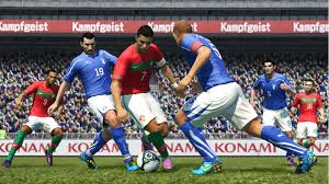 pro evolution soccer 2018 free of