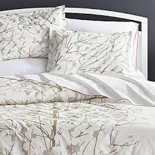 green king bedding crate and barrel