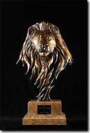 lion of judah statue stephen leblanc sculptor host