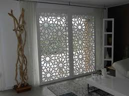 porte moucharabieh allureetbois deco oriental touch