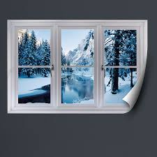 artificial windows for basement faux windows for windowless rooms merced river in winter