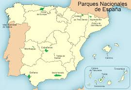 Mallorca Spain Map by List Of National Parks Of Spain Wikipedia