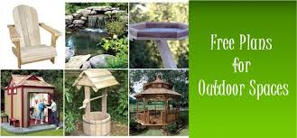 advanced woodworking plans for outdoor