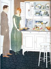 Vintage Kitchen Cabinets by 1920s Kitchen Google Search Hoosier Daddy Pinterest 1920s