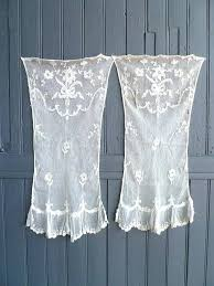 Antique Lace Curtains Lace Curtains Socialdecision Co