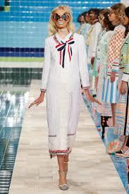 Nautical Theme Fashion - ss2017 catwalk trend new nautical team peter stigter catwalk