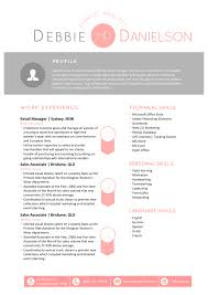 Resume Templates In Ms Word Creative Resume Templates Secure The Job Resumeshoppe