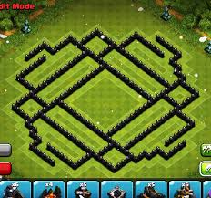 Clash Of Clans Maps Clash Of Clans Epic Town Hall 9 Th9 Trophy Base Youtube