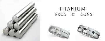 titanium rings men pros and cons