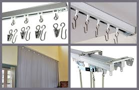 Different Kind Of Curtains 5 Amazing Ceiling Curtain Track Reviews For Smooth Curtains 2017