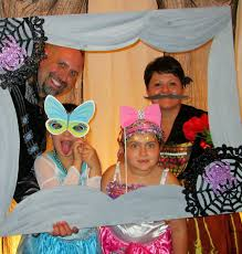 dollar tree halloween background crafty in crosby easy halloween photo booth ideas