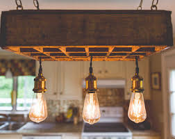 Ceiling Light Fixtures For Kitchen by Kitchen Lighting Etsy
