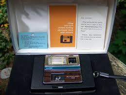 vintage wards electronic flash camera autoflash 100 in box