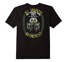the coolest gifts for grandpas only the coolest grandpas ride motorcycles backside