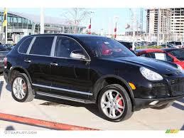 2005 Porsche Cayenne - 2005 black porsche cayenne turbo 1771521 photo 4 gtcarlot com