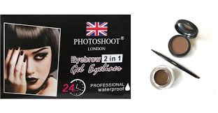 light brown gel eyeliner 12 x photoshoot london 2in1 eyebrow powder gel eyeliner job lot