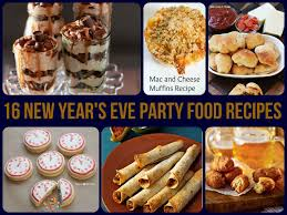 Easy Dinner Party Ideas For 12 New Year U0027s Eve Party Food Recipes