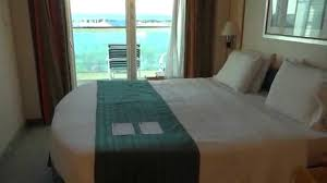 balcony stateroom tour on royal caribbean freedom of the seas
