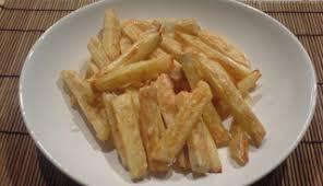 cuisiner sans graisse frites maison sans gras recettes du québec