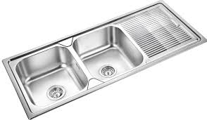 modern kitchen sinks stainless steel types of kitchen sinks stainless steel various types of kitchen