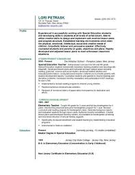 sample resume for maths teachers in india professional resumes
